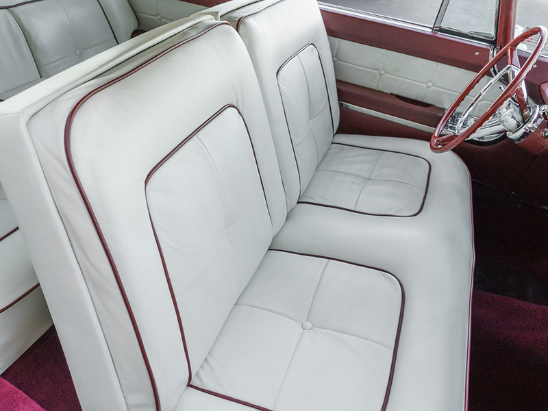 26th Image of a 1956 LINCOLN CONTINENTAL MARK II