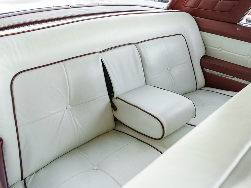 27th Image of a 1956 LINCOLN CONTINENTAL MARK II