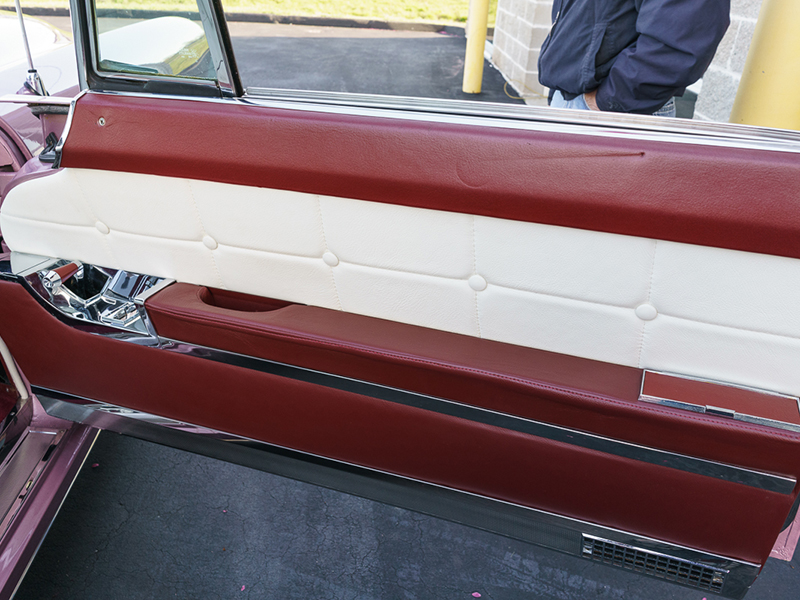 28th Image of a 1956 LINCOLN CONTINENTAL MARK II