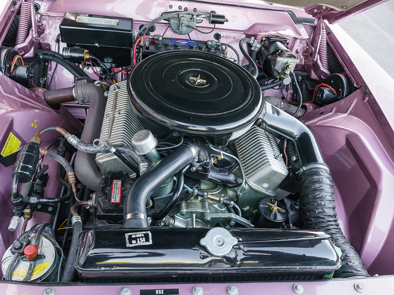 30th Image of a 1956 LINCOLN CONTINENTAL MARK II