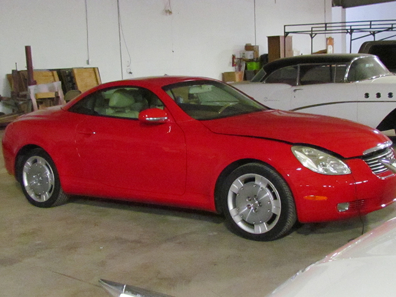 2nd Image Of A 2002 Lexus Sc430