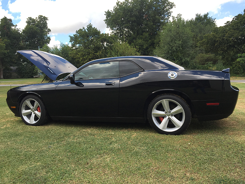 2010 dodge challenger srt8 for sale at vicari auctions biloxi 2016. Black Bedroom Furniture Sets. Home Design Ideas