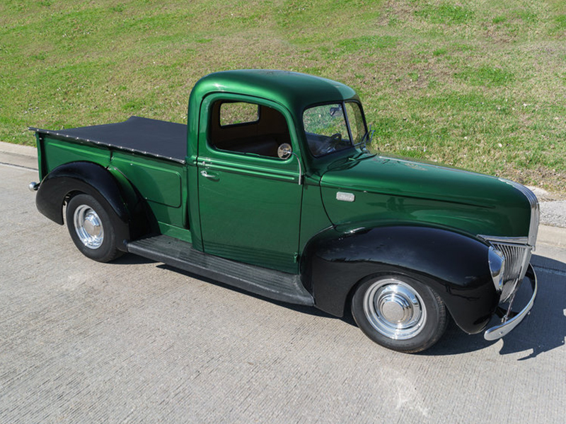 1940 FORD PICKUP For Sale at Vicari Auctions Biloxi, 2016