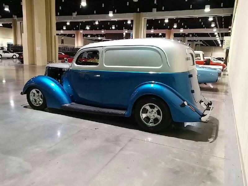 1937 ford sedan delivery for sale at vicari auctions biloxi 2016 1937 Ford Humpback Sedan 2nd image of a 1937 ford sedan delivery