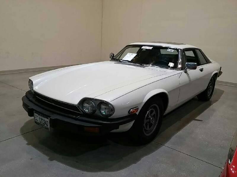 1979 JAGUAR XJS For Sale at Vicari Auctions Biloxi, 2016