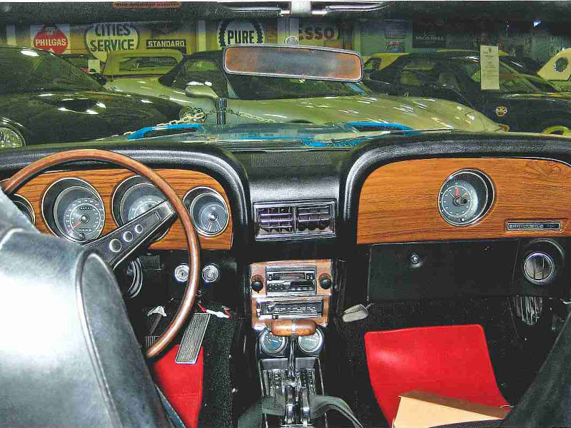 9th Image of a 1969 FORD SHELBY HERTZ FASTBACK