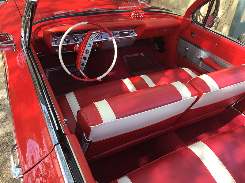 9th Image of a 1961 CHEVROLET IMPALA