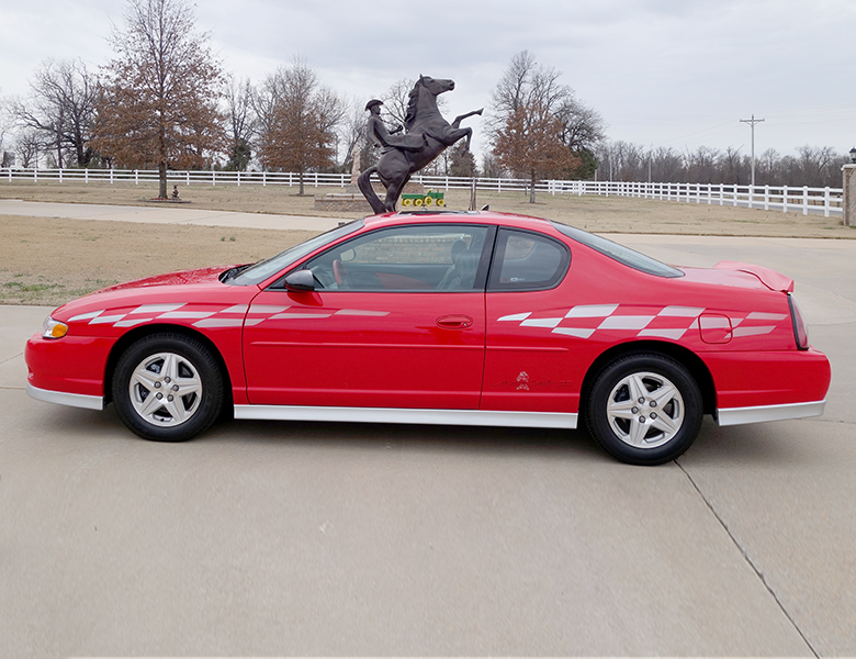 2nd Image of a 2000 CHEVROLET MONTE CARLO