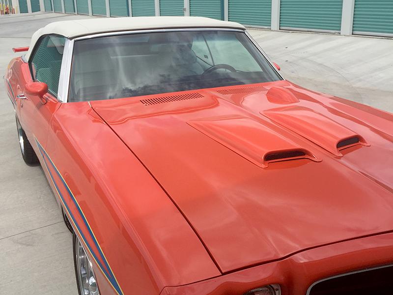 2nd Image of a 1971 PONTIAC GTO