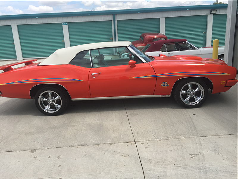 3rd Image of a 1971 PONTIAC GTO