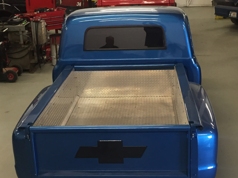 4th Image of a 1967 CHEVROLET C10