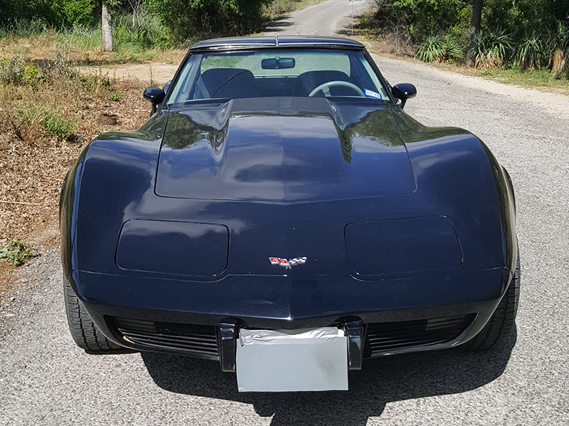 3rd Image of a 1977 CHEVROLET CORVETTE