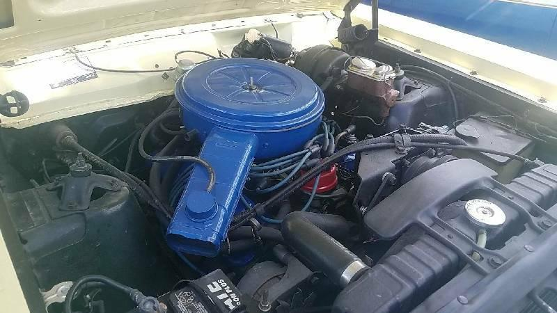 8th Image of a 1967 FORD RANCHERO