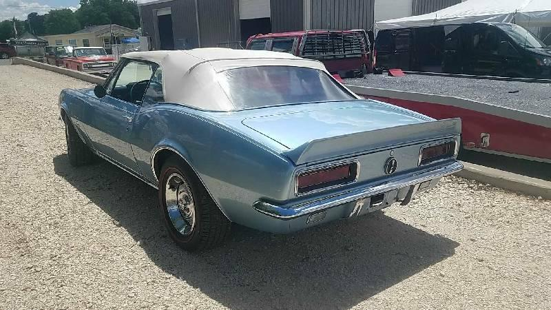 4th Image of a 1967 CHEVROLET CAMARO