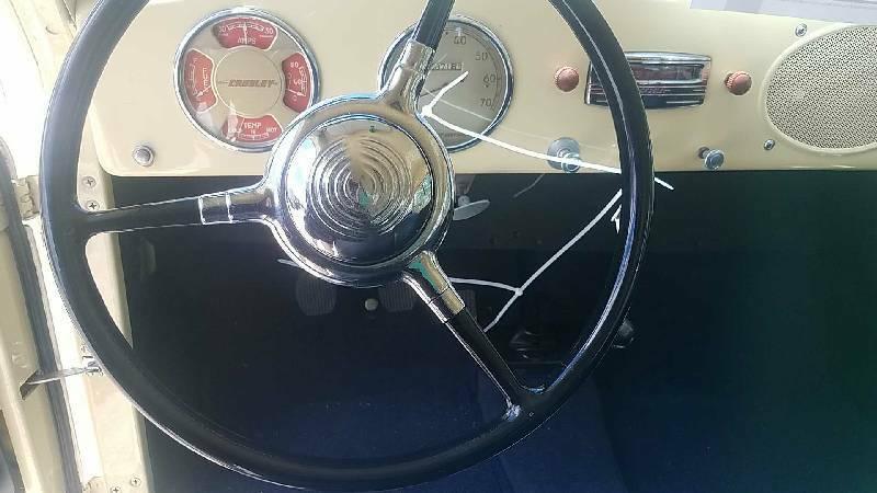 5th Image of a 1948 CROSLEY CC