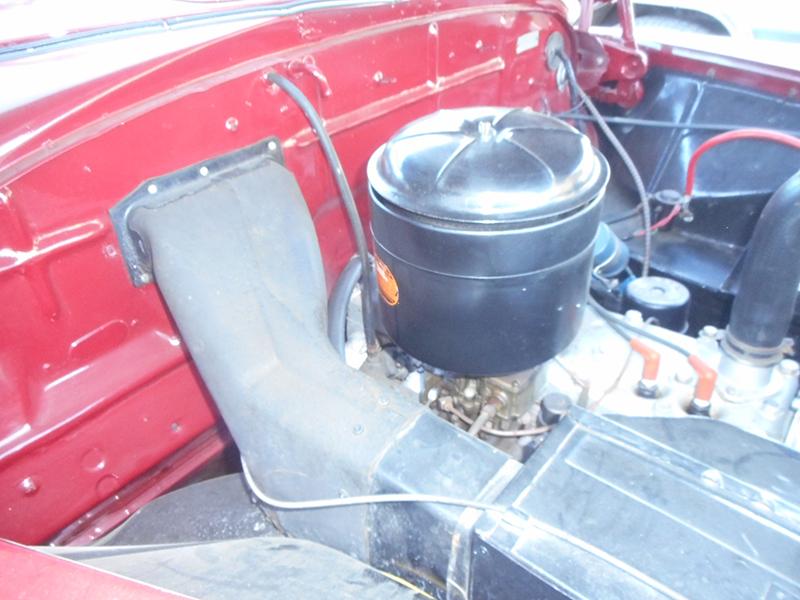 5th Image of a 1949 DODGE WAYFARER ROADSTER