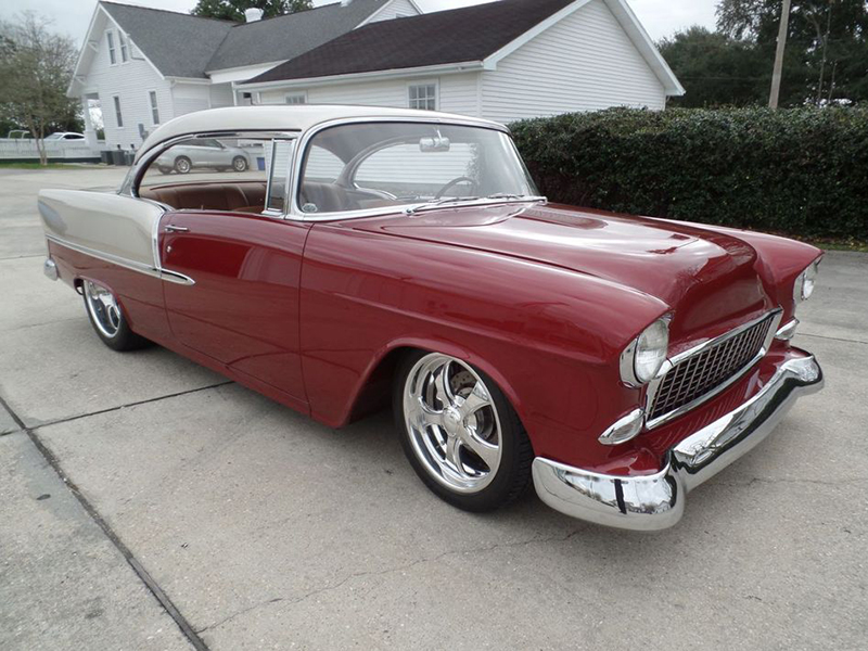 Craigslist Cars New Orleans: 1955 CHEVROLET BEL AIR For Sale At Vicari Auctions New