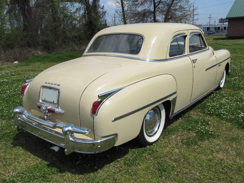 1949 dodge coronet for sale at vicari auctions new orleans. Black Bedroom Furniture Sets. Home Design Ideas
