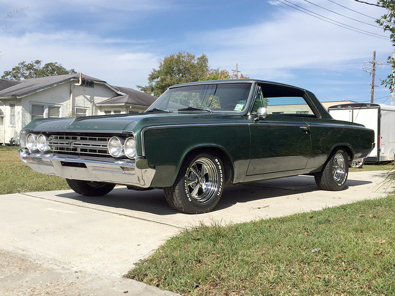1964 OLDSMOBILE CUTLASS F-85 For Sale at Vicari Auctions New