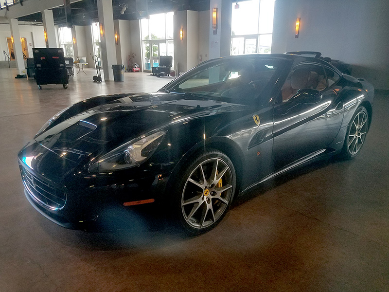 2010 FERRARI CALIFORNIA USA SPYDER For Sale at Vicari Auctions New ...