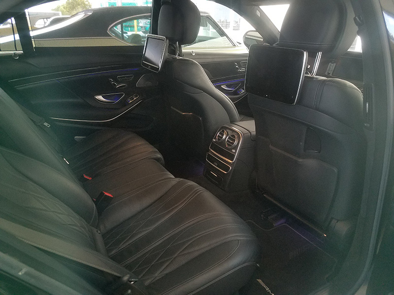 5th Image of a 2014 MERCEDES-BENZ S-CLASS S63 AMG