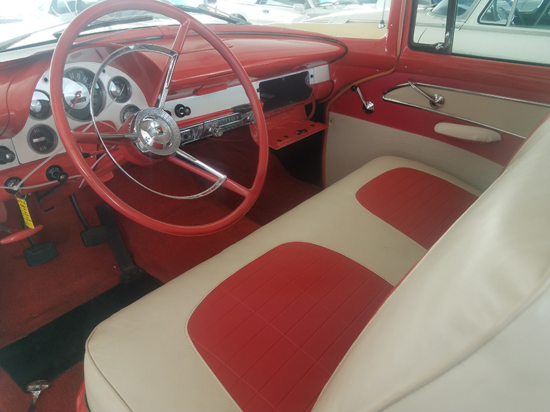 4th Image of a 1956 FORD FAIRLANE