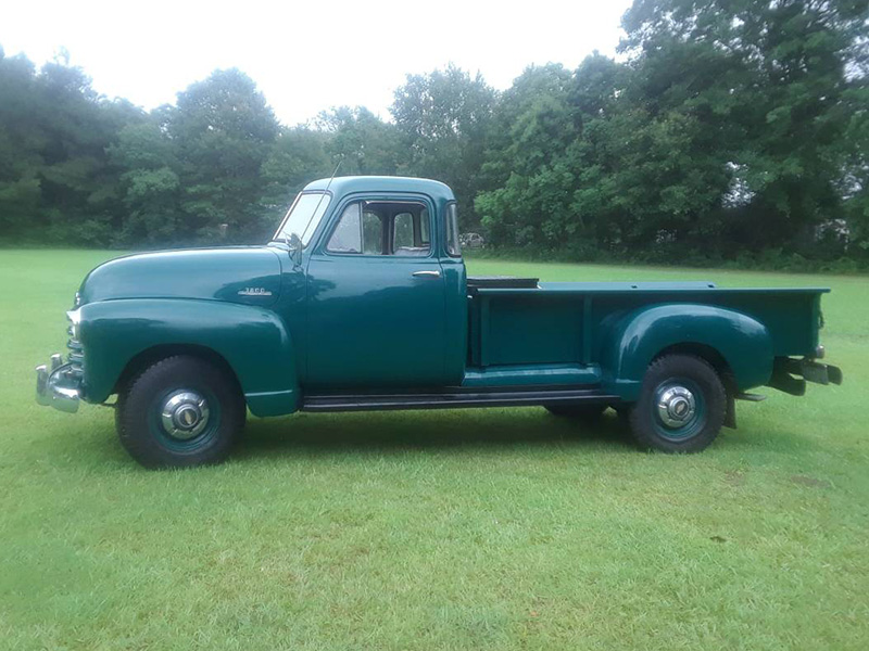 5th Image of a 1953 CHEVROLET 3800 SERIES