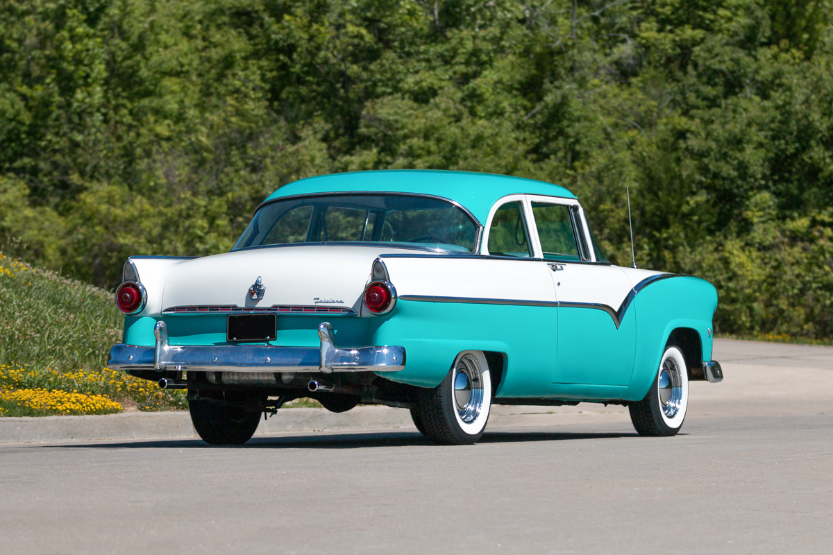 1955 ford customline for sale at vicari auctions biloxi 2017