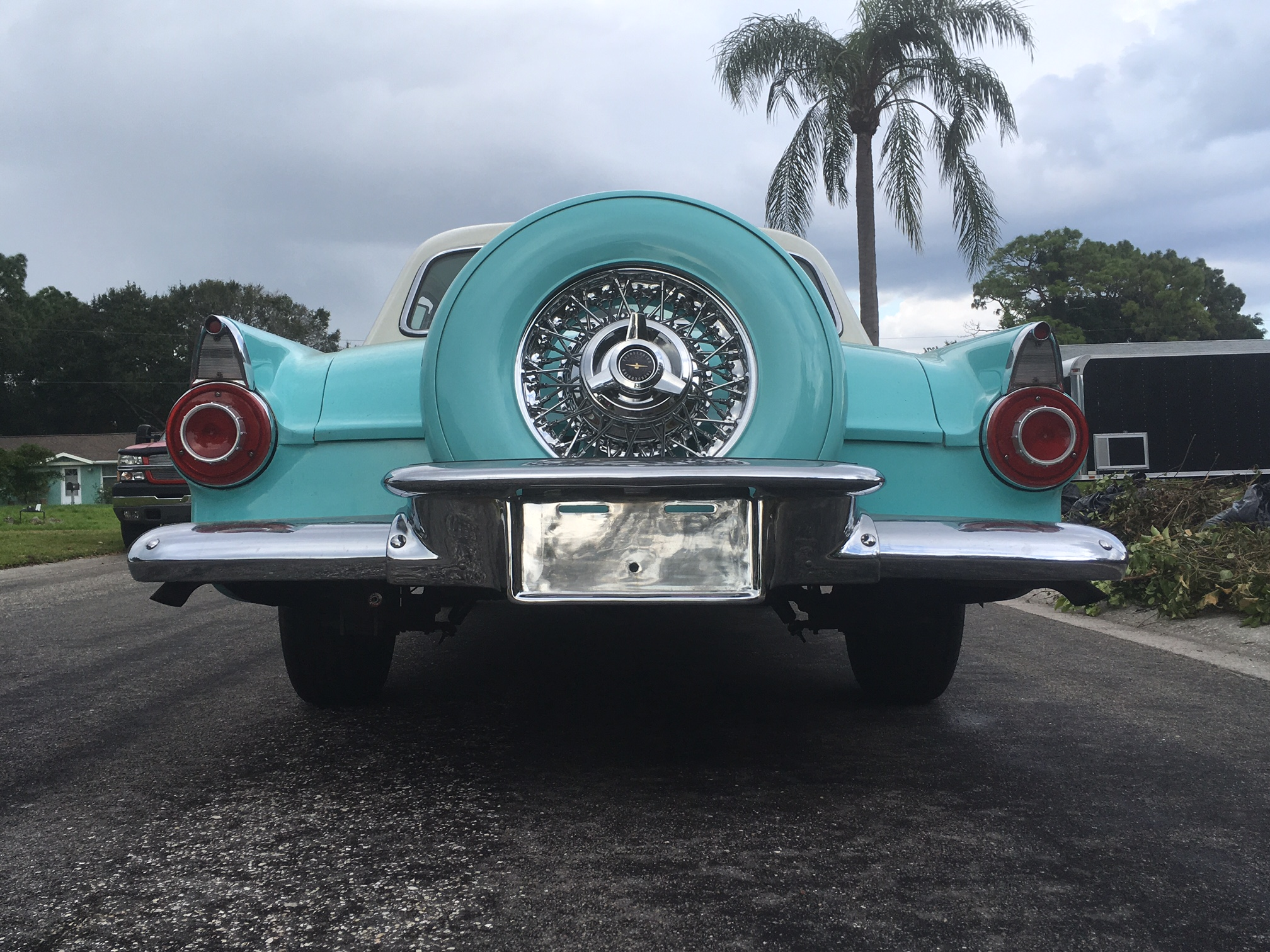 5th Image of a 1956 FORD THUNDERBIRD