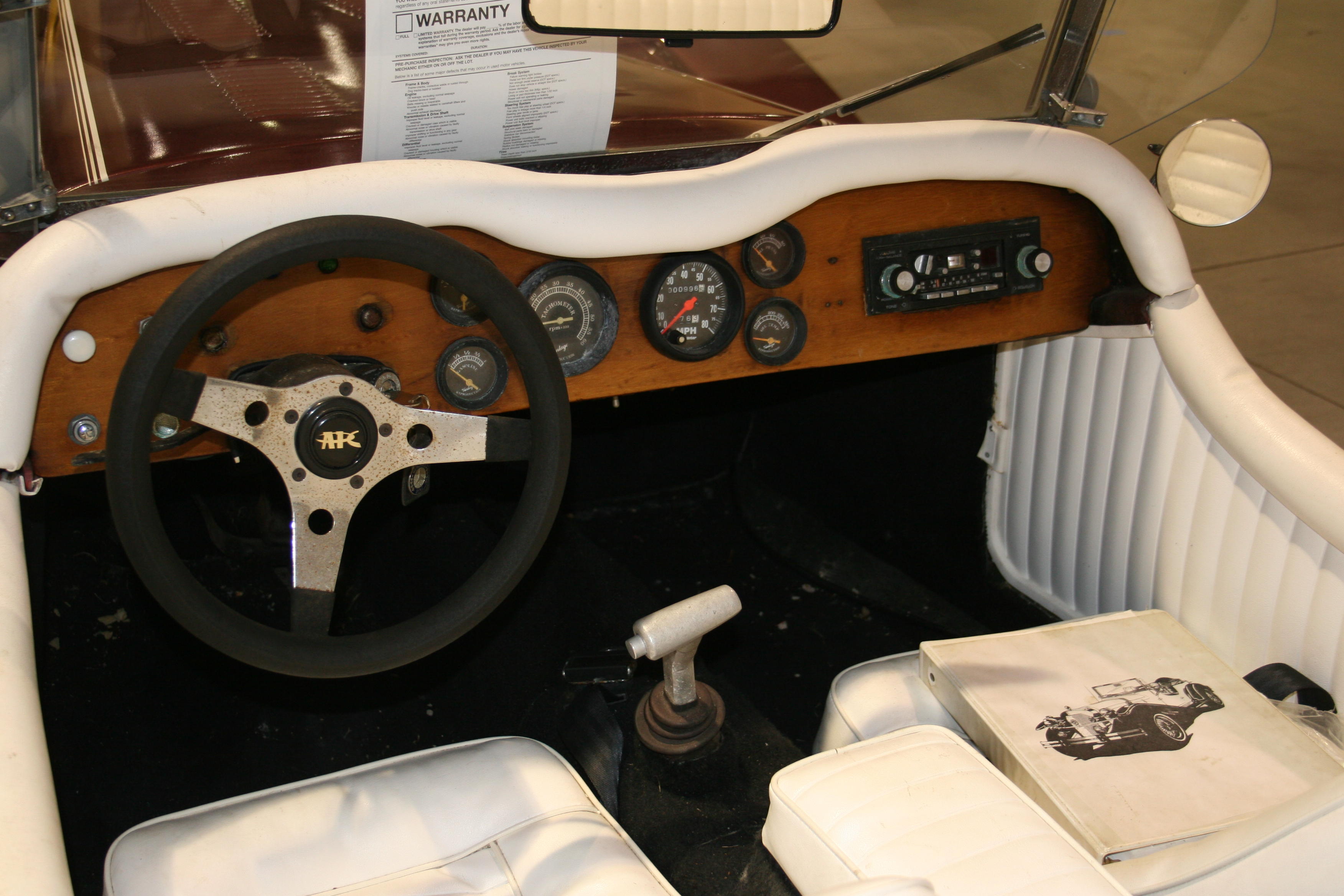 3rd Image of a 1990 MERCEDES KIT CAR