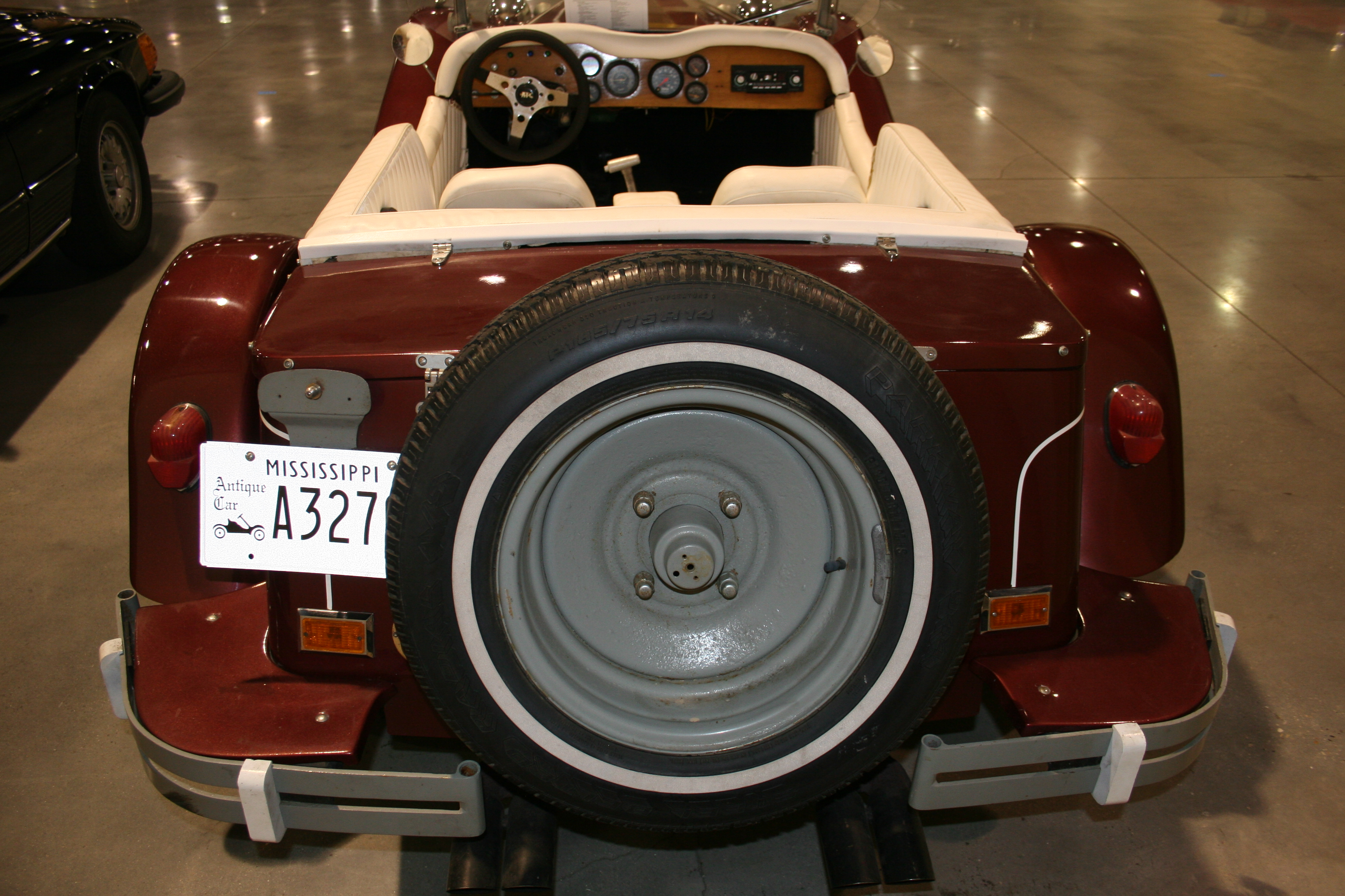 6th Image of a 1990 MERCEDES KIT CAR