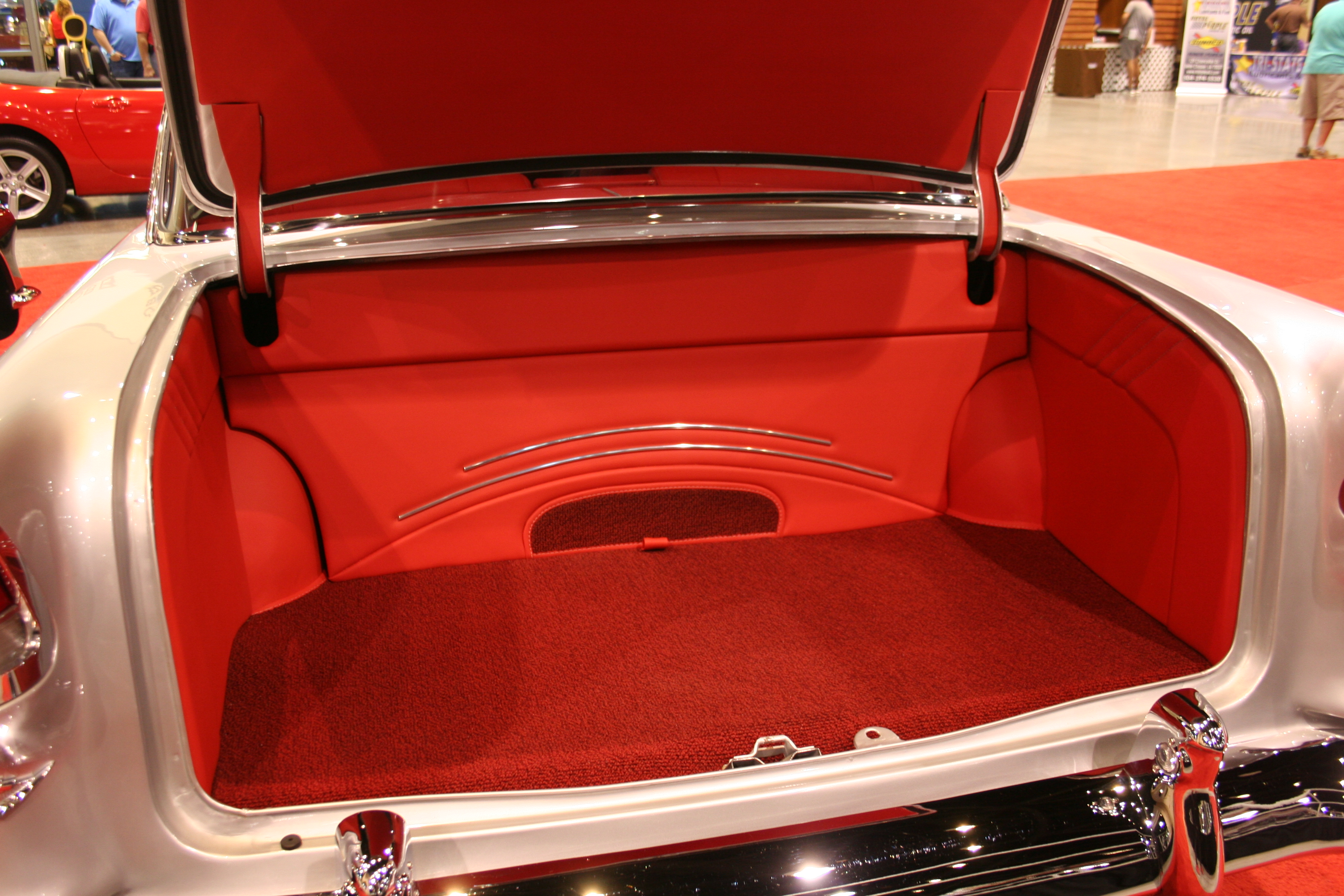 7th Image of a 1955 CHEVROLET BEL AIR