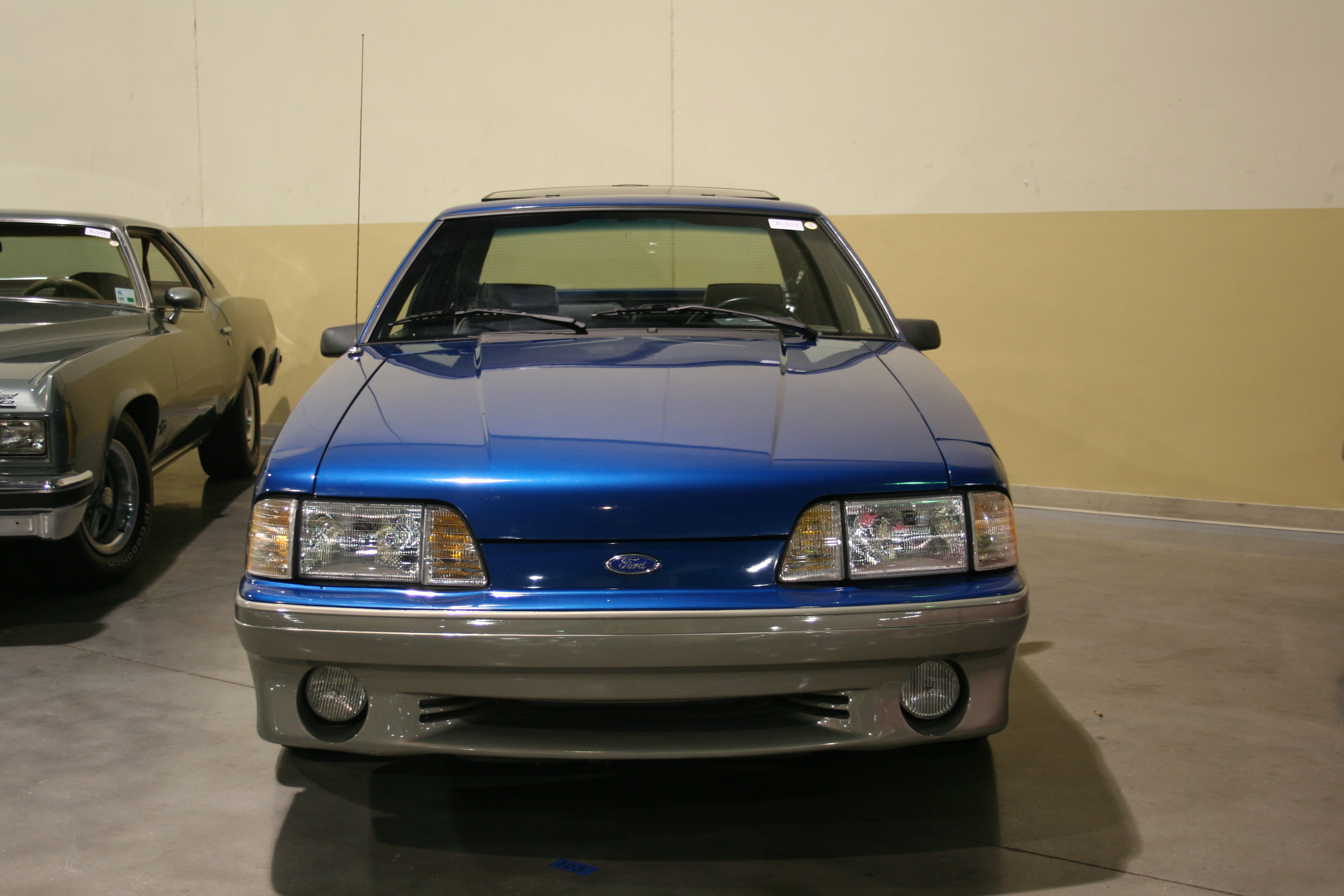 1992 ford mustang gt for sale at vicari auctions biloxi 2017