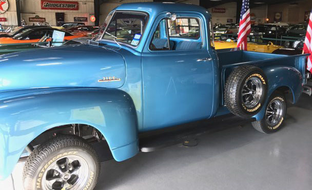 1st Image of a 1953 CHEVROLET 3100