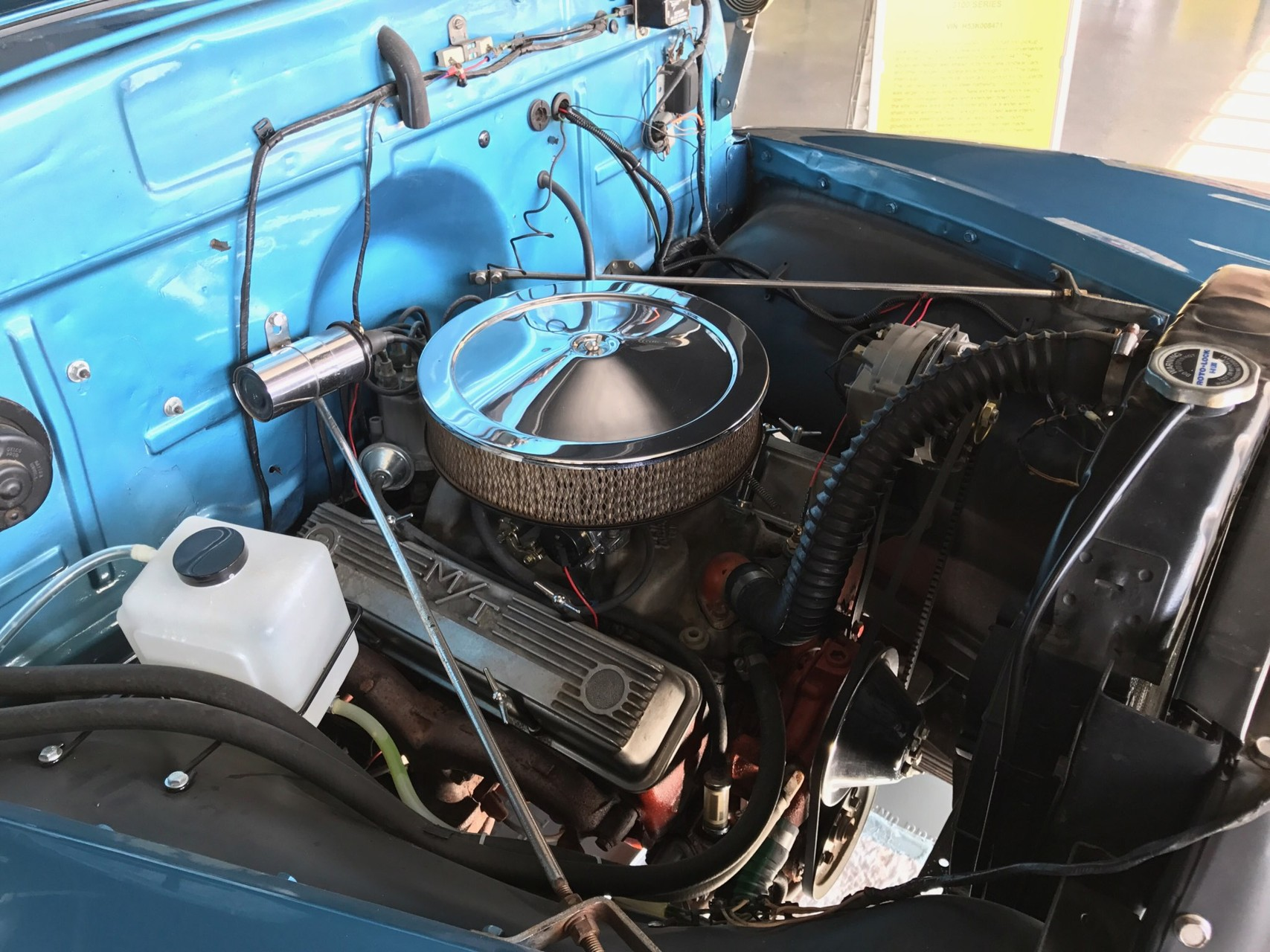 8th Image of a 1953 CHEVROLET 3100