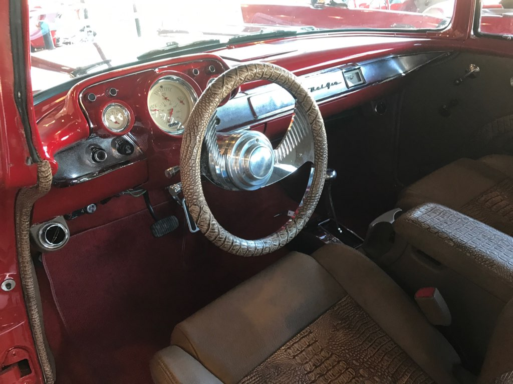 5th Image of a 1957 CHEVROLET BELAIR