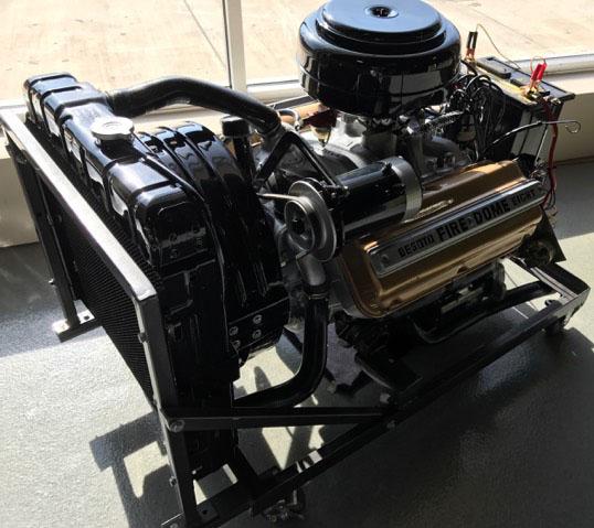 3rd Image of a 1955 CHRYSLER HEMI ENGINE