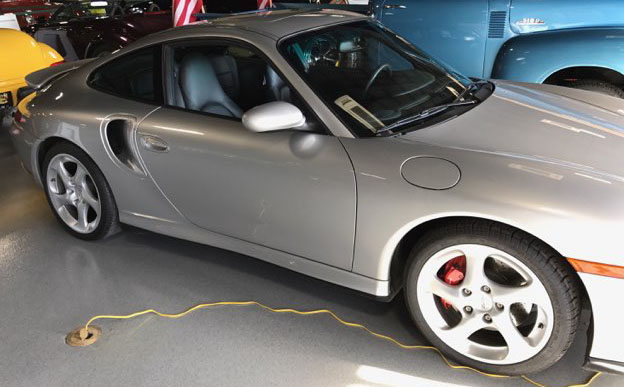 1st Image of a 2002 PORSCHE 911 TURBO