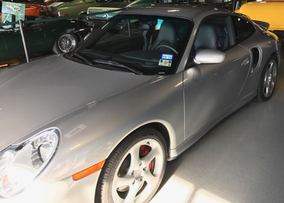 4th Image of a 2002 PORSCHE 911 TURBO