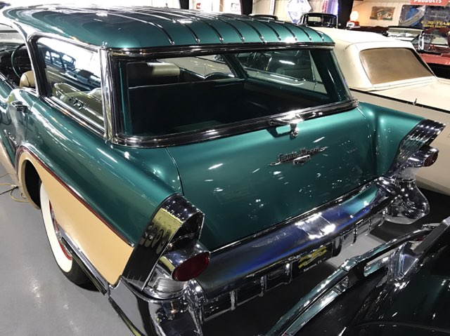 3rd Image of a 1957 BUICK CABALLARO SW