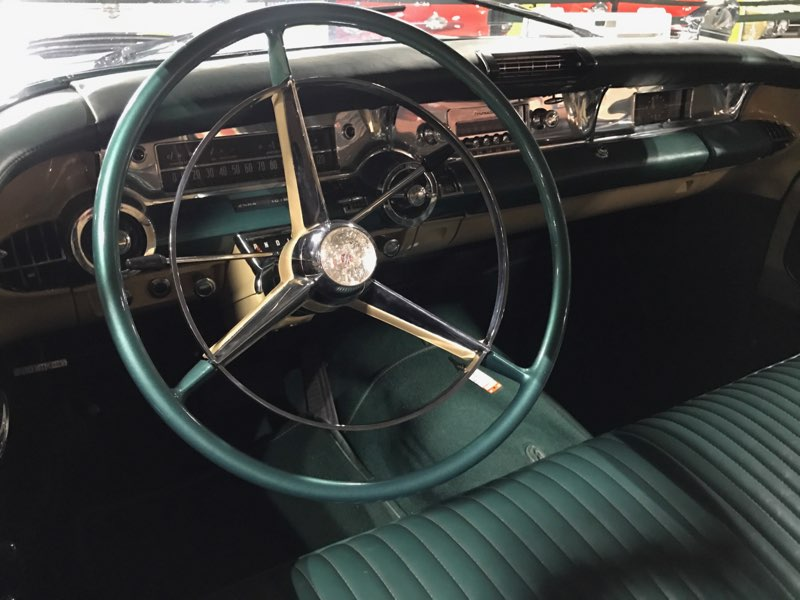 7th Image of a 1957 BUICK CABALLARO SW