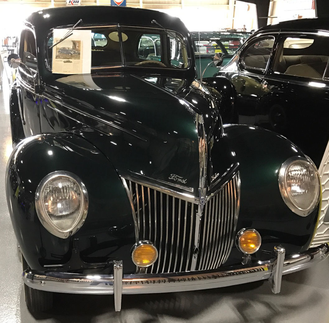1st Image of a 1939 FORD SEDAN
