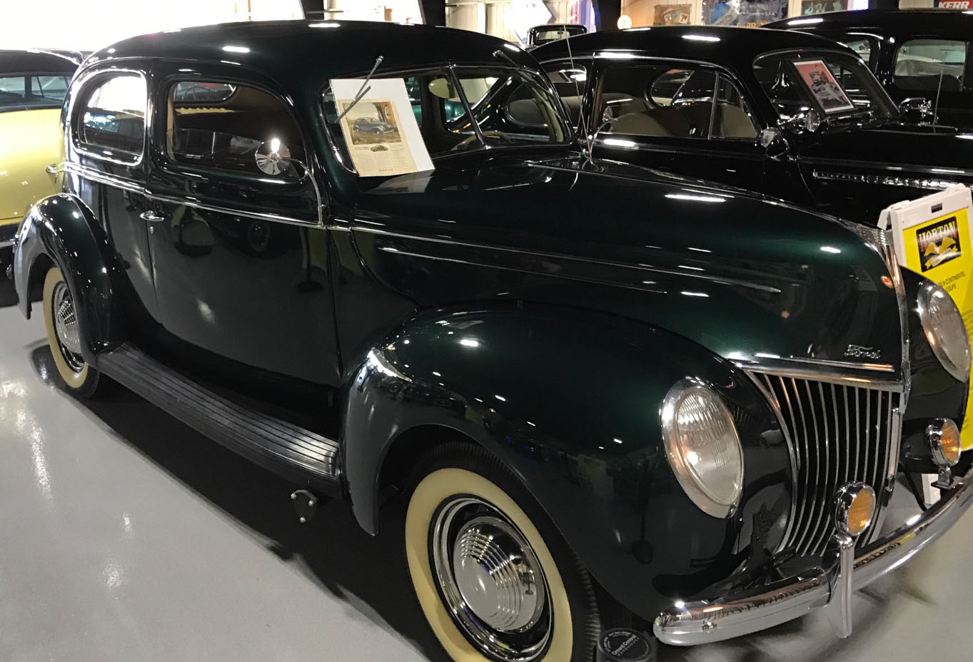 2nd Image of a 1939 FORD SEDAN