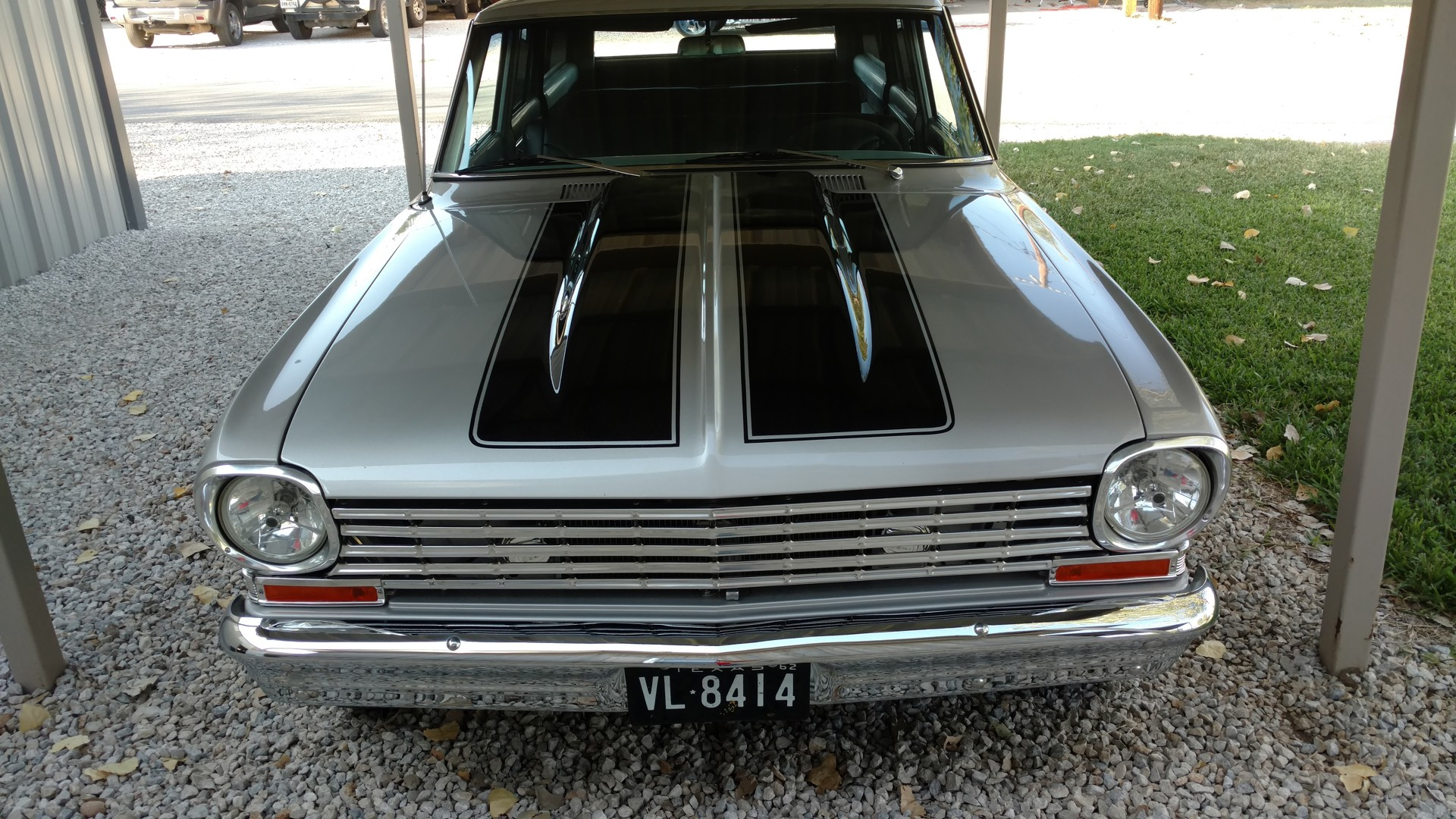 4th Image of a 1962 CHEVROLET NOVA
