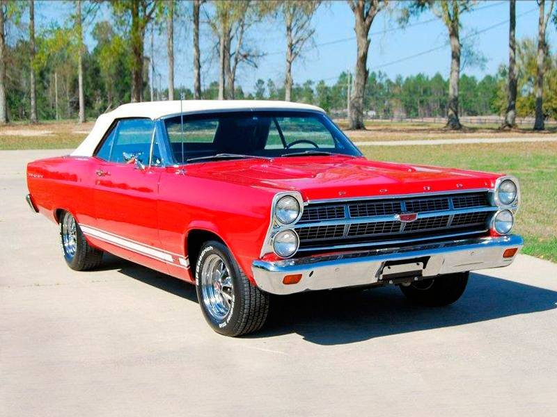 1st Image of a 1967 FORD FAIRLANE GT