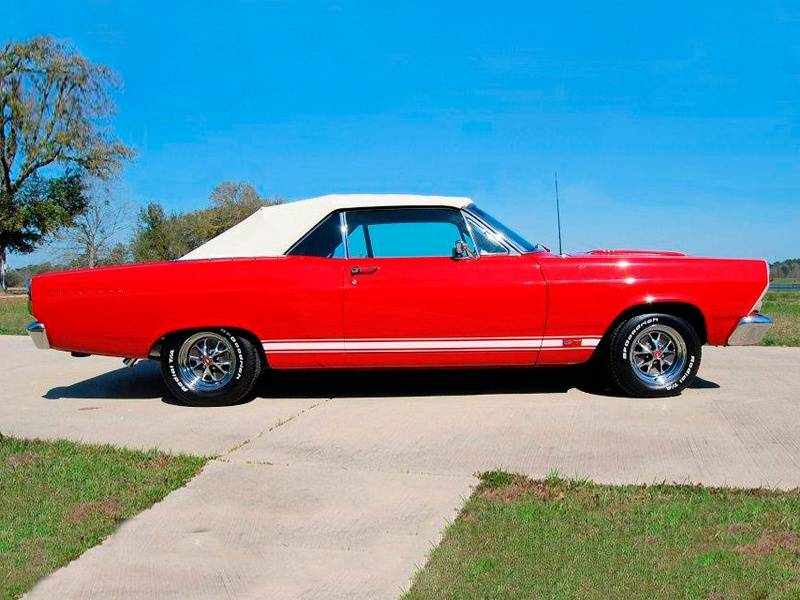 3rd Image of a 1967 FORD FAIRLANE GT