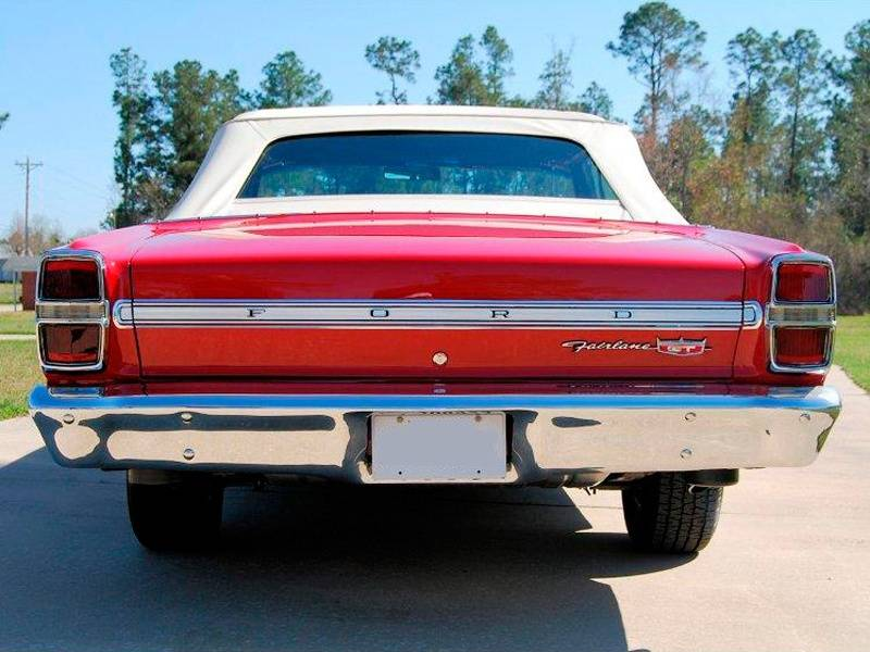 6th Image of a 1967 FORD FAIRLANE GT