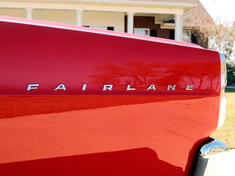 12th Image of a 1967 FORD FAIRLANE GT