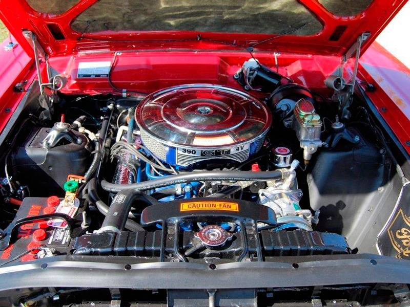 14th Image of a 1967 FORD FAIRLANE GT