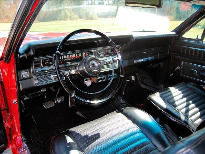 16th Image of a 1967 FORD FAIRLANE GT
